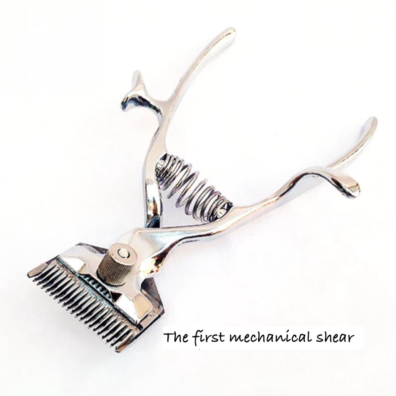 When was the first hair clipper invented? - Hair by Brian