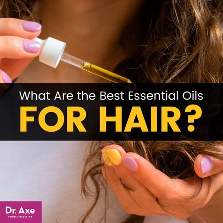 The 7 Best Essential Oils For Hair